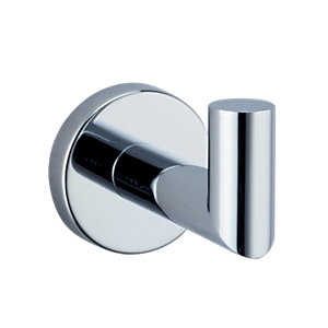 Vitra Chrome Plated Minimax Robe Hook