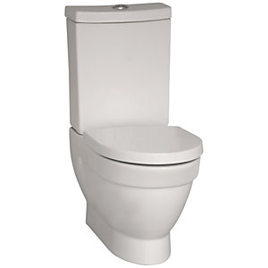 Iflo Taura Close Coupled WC Pan Fully Back To Wall