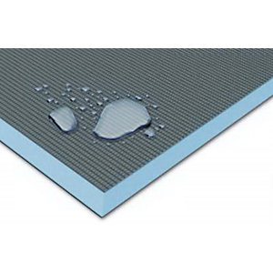 Wedi Building Board 2500mm x 600mm x 20mm BA20