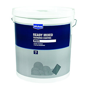 Wickes Ready Mixed Textured Coating 6L