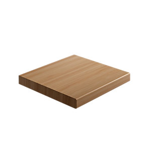 Wickes Worktop Noisetier Wood Laminate 3000 x 600 x 38 mm