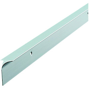 Wickes Worktop Corner Joint Trim Silver 38mm