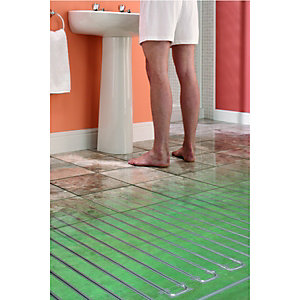Wickes Underfloor Heating System 500w