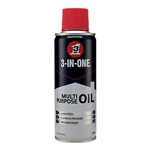 3-IN-ONE 200ml Oil Aerosol