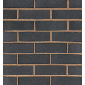 Baggeridge Solid Blue Class A Engineering Brick 65mm