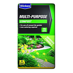 Wickes Multi-Purpose Compost 70L