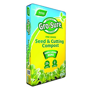 Westland Gro-Sure Seed & Cutting Compost 30L