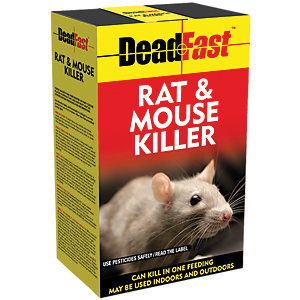 Rat & Mouse Killer 400g