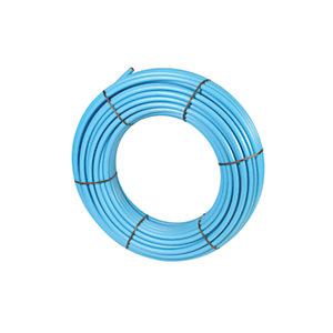 Osma MDPE Pipe Blue 25mm x 25m