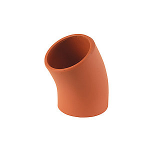 Hepworth Supersleve 150 Bend Plain Ended 150mm x 30 Degree