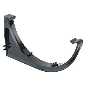 Roofline Black Gutter Support Bracket 6T619
