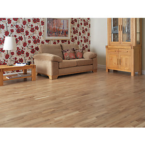 Wickes Artena Oak Real Wood Flooring