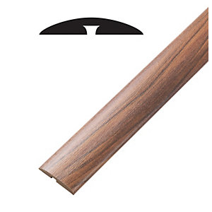 Wickes Rockland Hickory T-Bar & Reducer 900mm