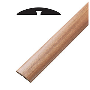 Wickes Madera Light Hickory Threshold Bar & Reducer 900mm