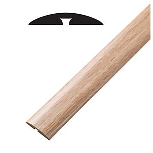 Wickes Serina Oak T-Bar & Reducer 900mm