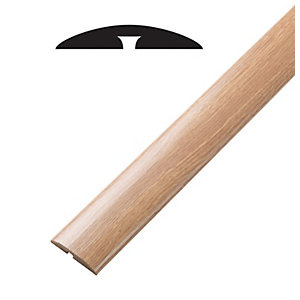 Wickes African Walnut Threshold Bar & Reducer 900mm