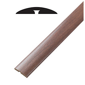 Wickes Seravella Oak Threshold Bar & Reducer 900mm