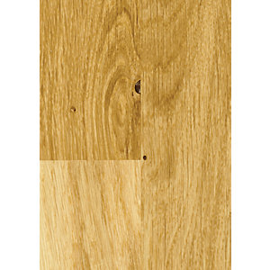 Wickes Artena Oak Real Wood Top Layer Sample