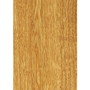 Wickes Montero Oak Real Wood Top Layer Sample