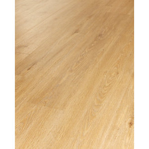 Wickes Aswan Limed Oak Luxury Vinyl Flooring
