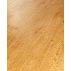 Wickes Huron Oak Luxury Vinyl Flooring