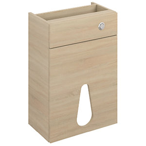 iflo Aliano WC Base Unit Oak 500 x 250mm