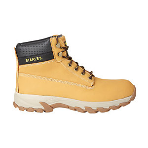Stanley Hartford Tan Safety Boot Size 10