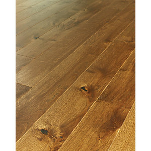 Westco Jacobean Oak Real Wood Flooring