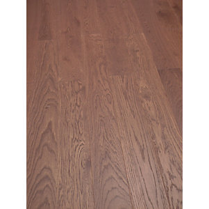 Wickes Chateau Oak Real Wood Flooring