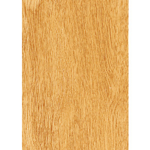 Wickes Huron Oak Luxury Vinyl Flooring Sample