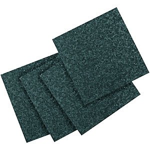 Wickes Vinyl Tiles Granite Effect 305 x 305mm 11 Pack