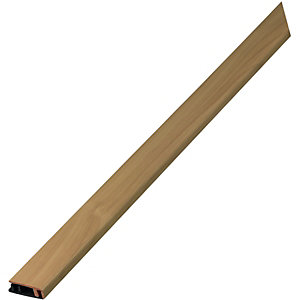 Wickes Flooring Border Profile Maple 1.8m