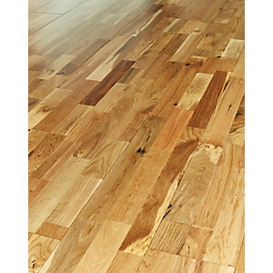 Wickes Classic Oak Solid Wood Flooring