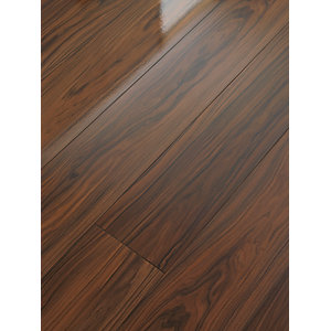 Wickes High Gloss Canyon Moradillo Laminate Flooring