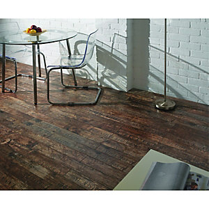 Wickes Wine & Fruits Laminate Flooring