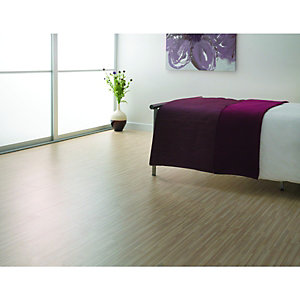 Wickes Zebrano White Oak Laminate Flooring