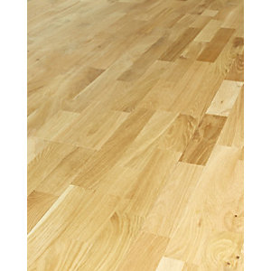 Westco Sandy Oak Real Wood Top Layer Engineered Wood Flooring