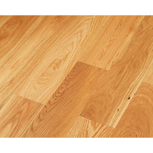 Wickes Farmhouse Oak Solid Wood Flooring