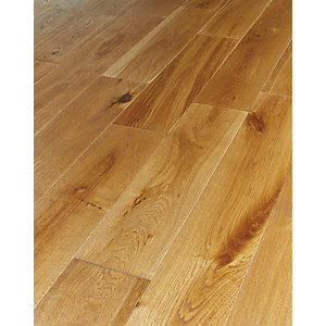 Wickes Harvest Oak Solid Wood Flooring