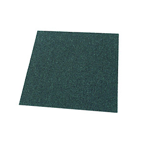 Wickes Carpet Tile Dark Green 500x500mm