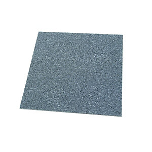 Wickes Carpet Tile Light Grey 500x500mm