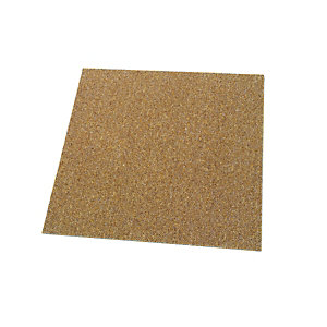 Wickes Carpet Tile Mustard 500x500mm