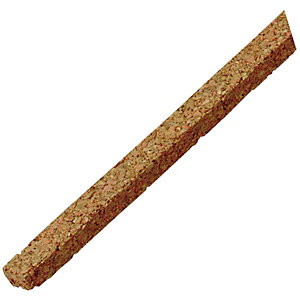 Wickes Cork Expansion Strips 600x13x7.5mm 18 Pack