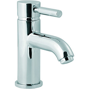 Wickes Nile Pillar Tap Chrome