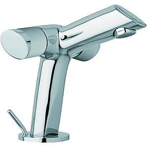 Wickes Sivas Mono Basin Mixer Tap Chrome