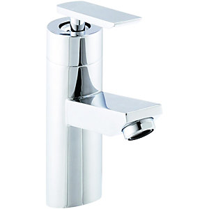 Wickes Rios Mono Basin Mixer Tap Chrome