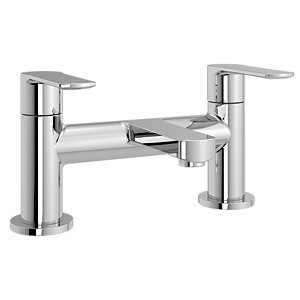 iflo Imiri Bath Filler Tap Brass