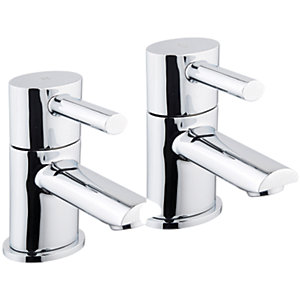 iflo Santerno Bath Taps Chrome