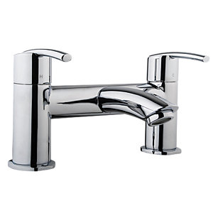 iflo Garda Bath Filler Tap Brass