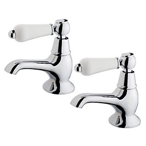 iflo Torno Bath Pillar Taps